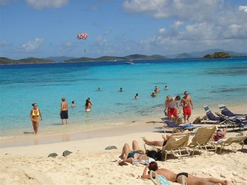 st thomas playa