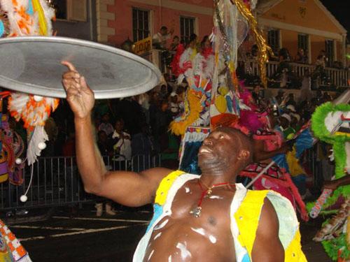 Festival Junkanoo, Bahamas despues de Navidad