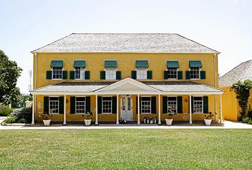 casa de George Washington en Barbados