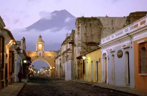 Antigua Guatemala, un paraíso colonial