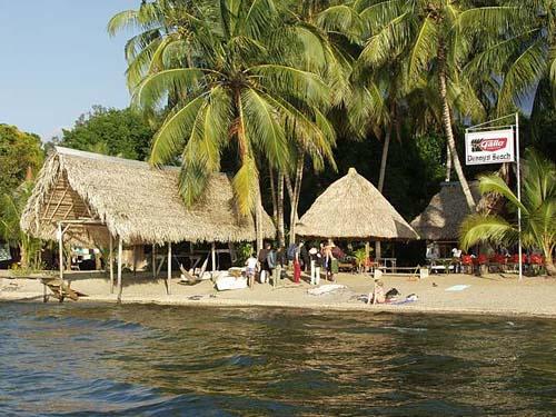 Lago de Izabal, la puerta caribeña de Guatemala