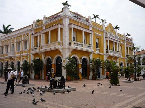 Plaza San Pedro Claver