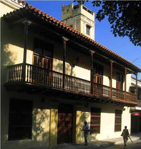 El Museo del Oro Zenu, en Cartagena de Indias