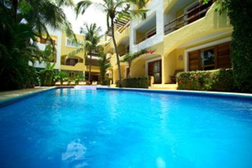 Hotel Riviera Caribe Maya, en Plaza del Carmen
