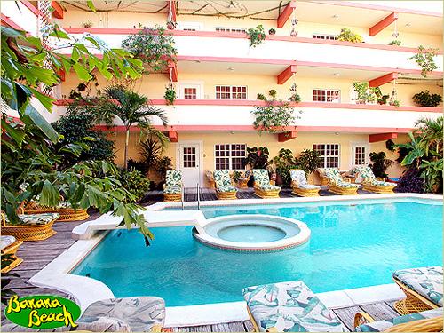 bana beach hotel 1