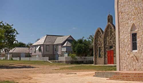 Wallblake House, testigo del pasado en Anguila