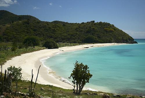 Las 365 playas de Antigua