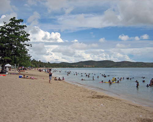 playa boqueron