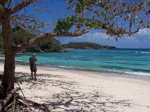 Playa Winnifred, de las más populares en Jamaica