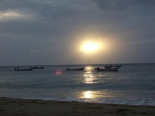Las playas caribeñas de Tobago
