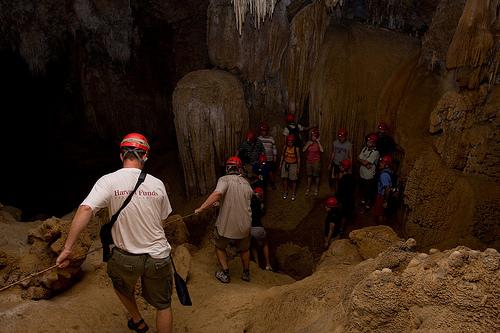 caverna santo tomas