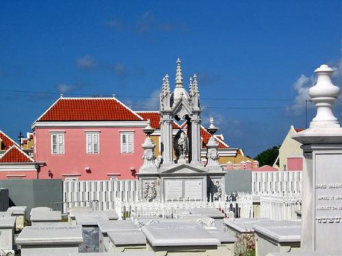 cementerio judio de Curazao