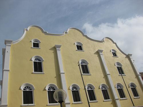 Sinagoga en Curazao