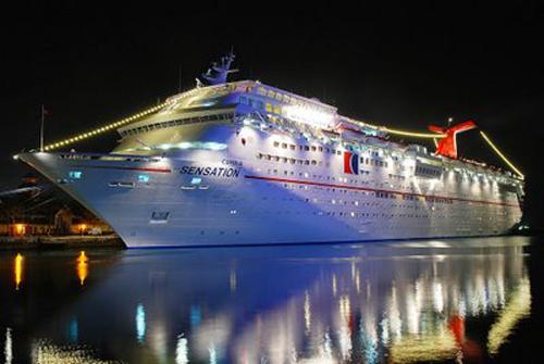 carnival sensation crucero