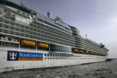 Freedom of the Seas, Crucero por el Caribe Oriental