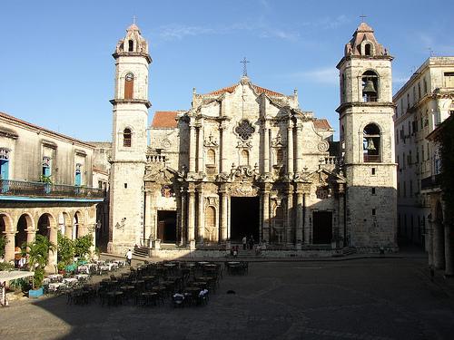 catedral la habana