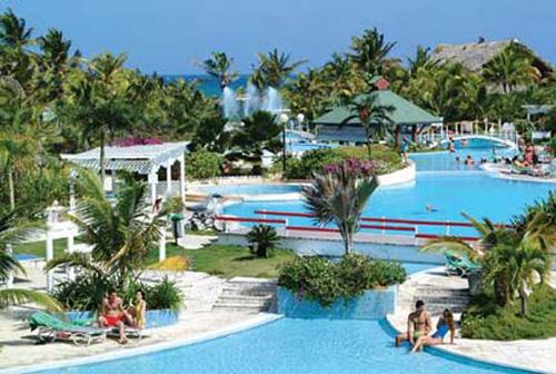 Hotel Tryp Cayo Coco, en Cuba