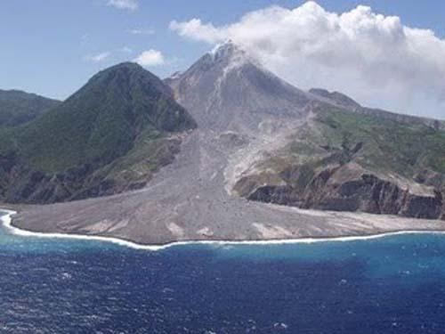 Excursiones para ver el volcán de Montserrat