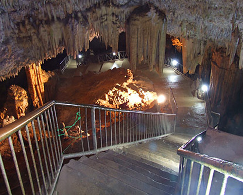 cuevas de bellamar