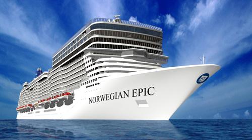 norwegian epic
