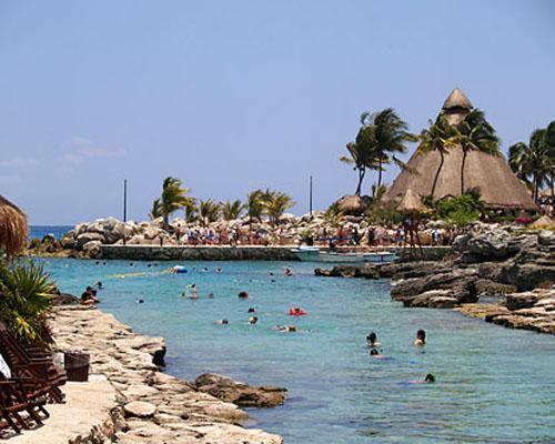 Parque Xcaret, en Cancun