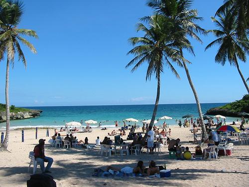 Elegir isla en el Caribe