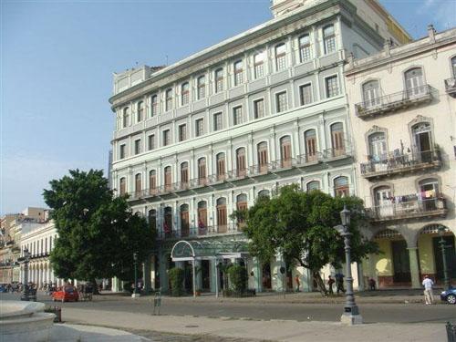 Hotel Saratoga, estilo años '30 en La Habana
