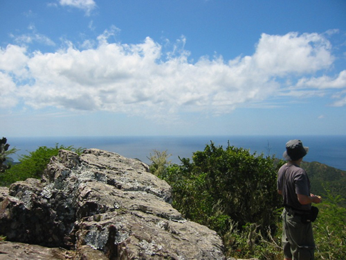 parque nacional christoffel