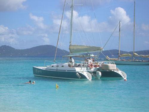 Tortola Yacht Charters