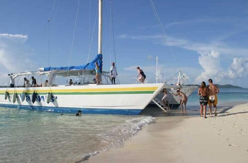 Buceo y snorkel en San Vicente y Granadinas