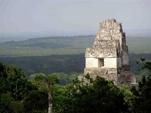 Tikal, lo mejor de Guatemala