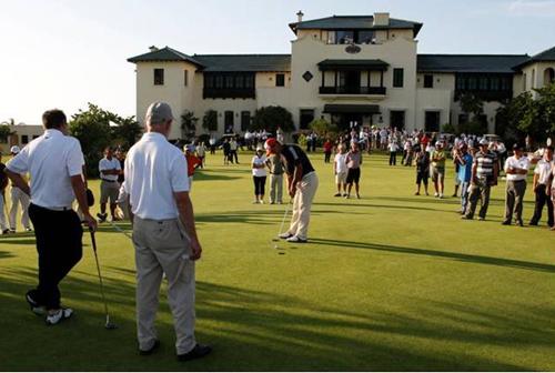 El golf en Cuba