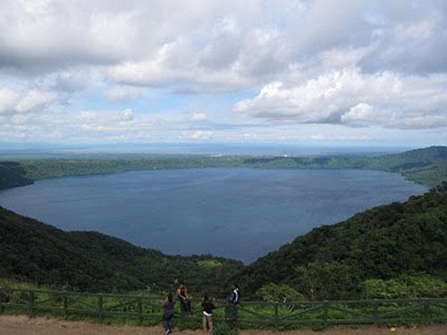 Un paseo por el Volcán Mombacho, en Nicaragua