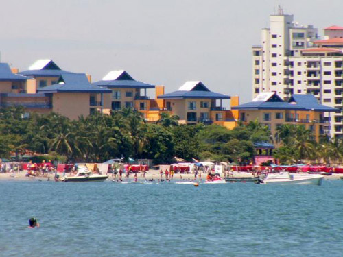 Zuana Beach Resort, en Santa Marta, Colombia