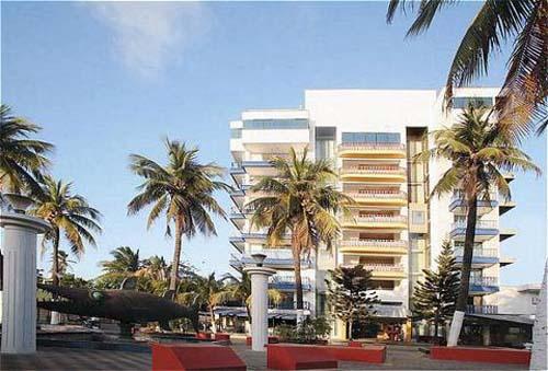 Hotel Sol Caribe Sea Flowers, en San Andres