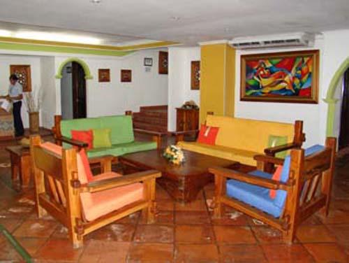 hotel sol caribe sea flowers