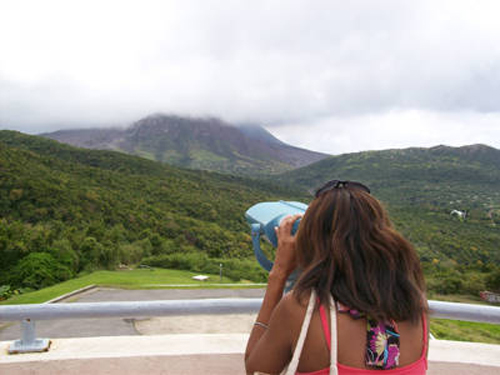 El Observatorio de Volcanes de Montserrat