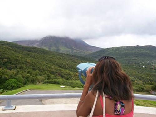 observatorio de volcanes en montserrat
