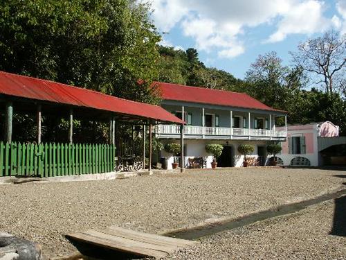 Visita la Hacienda Buena Vista, en Puerto Rico