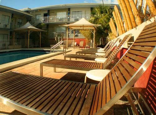 Motel Blu, alojamiento en Miami