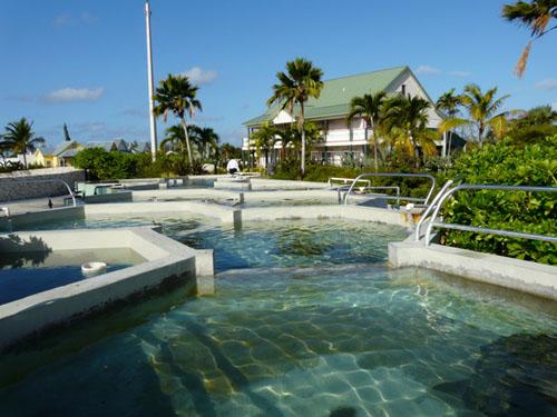 Granja de Tortugas en Gran Caimán