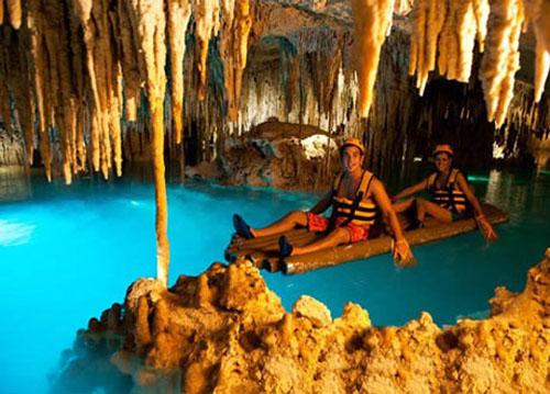 Xplor, aventuras en Cancún