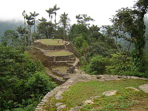 Ciudad Prohibida, escondida en la selva colombiana