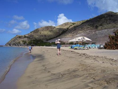 Dos playas en San Cristóbal