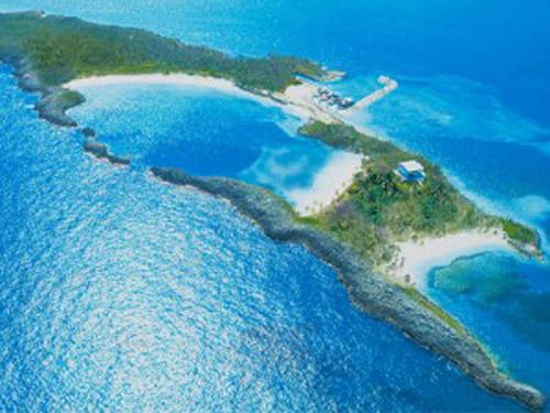 Cayo Little Hog, paraíso privado en Bahamas