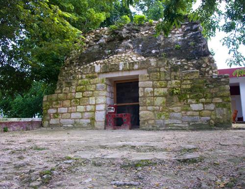 El Cedral, en Cozumel