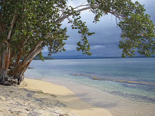 Bocas del Drago, en Panamá