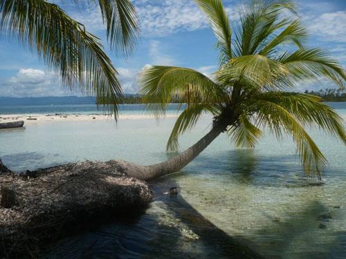 Las islas de San Blas, en Panamá