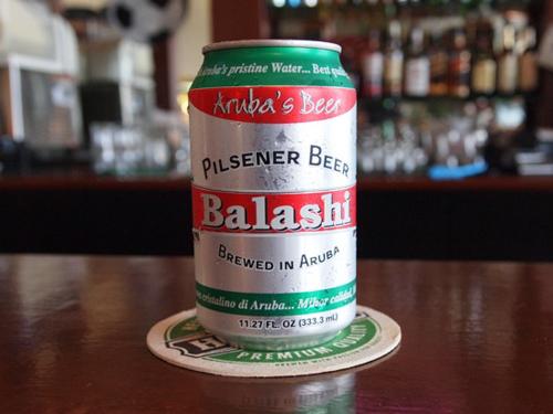 Balashi, la bebida nacional de Aruba
