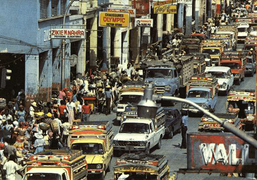 Haití, turismo aventura